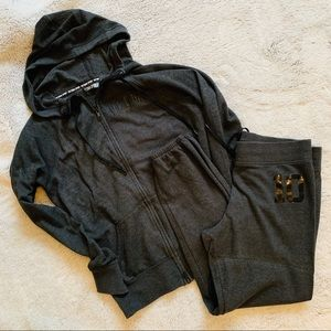 VICTORIA'S SECRET SPORT Track suit hoodie M